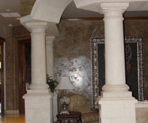 Home columns