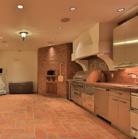 Casa de Slusher kitchen Design