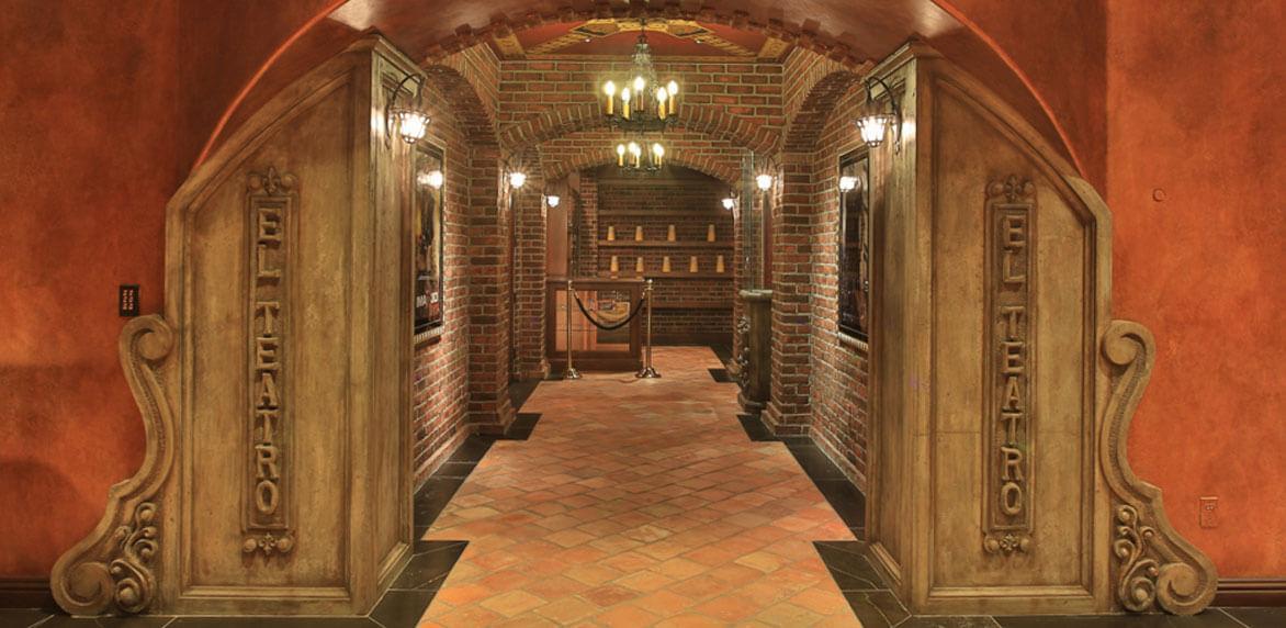 Casa de Slusher Entryway design