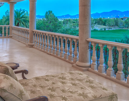Columns & Balustrade Systems
