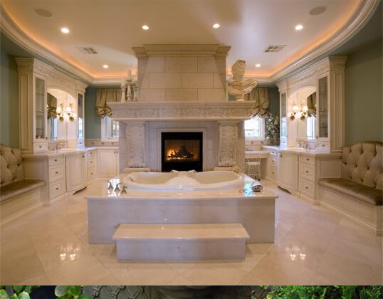 Fireplace Surrounds & Mantels