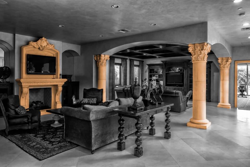 home design columns