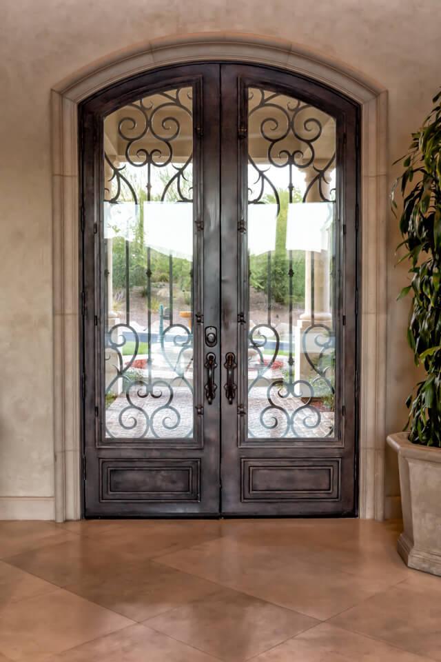 metal home door molding