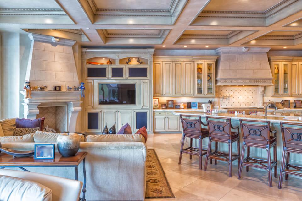Little home interior design