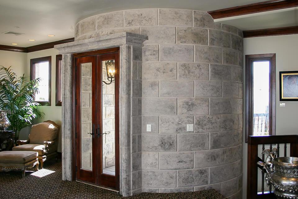 Stone design interior design