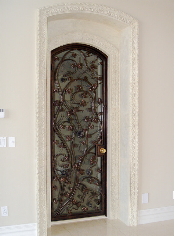 Door molding style