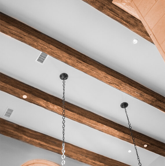 Faux Wood Beams Collection