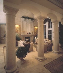 Decorating with Coolumns/ Pillars - Blog - Realm of Design