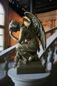 bronze decor