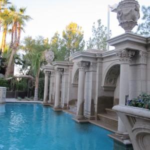 pool columns