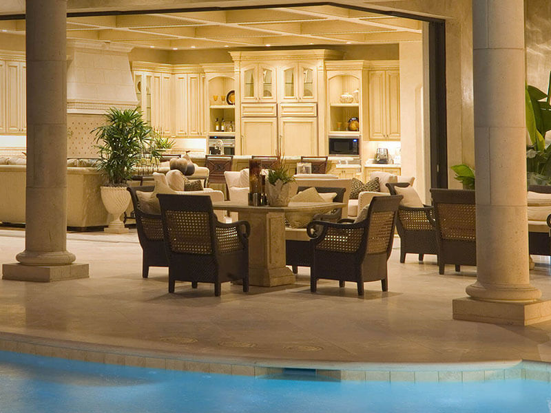 Columns designing company in Las Vegas