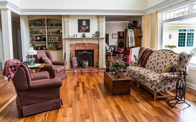 affordable luxury living room